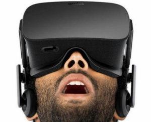 Технические характеристики Oculus Rift CV1