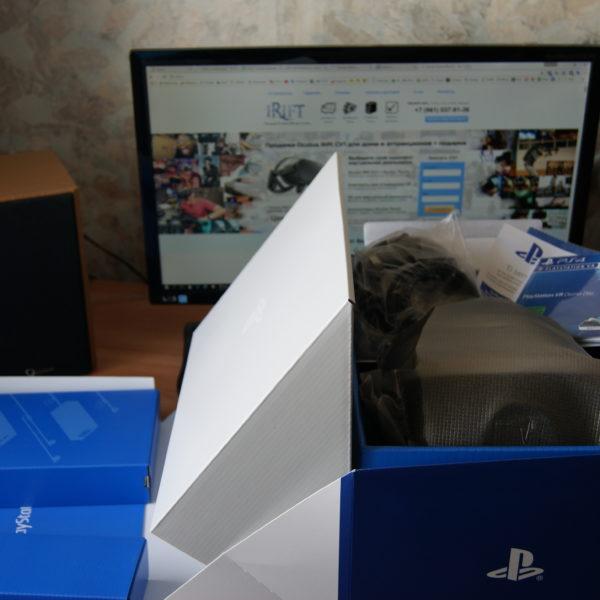 PlayStation VR очки виртуальной реальности для PS4