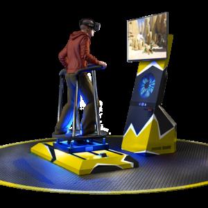 Аттракцион VR BOARD