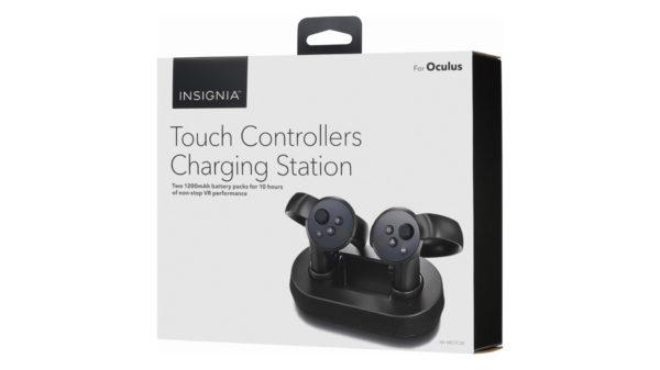 Зарядная станция Insignia для контроллеров Oculus Touch