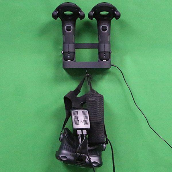 Магнитная зарядная док-станция и органайзер для контроллеров HTC Vive MIDWEC