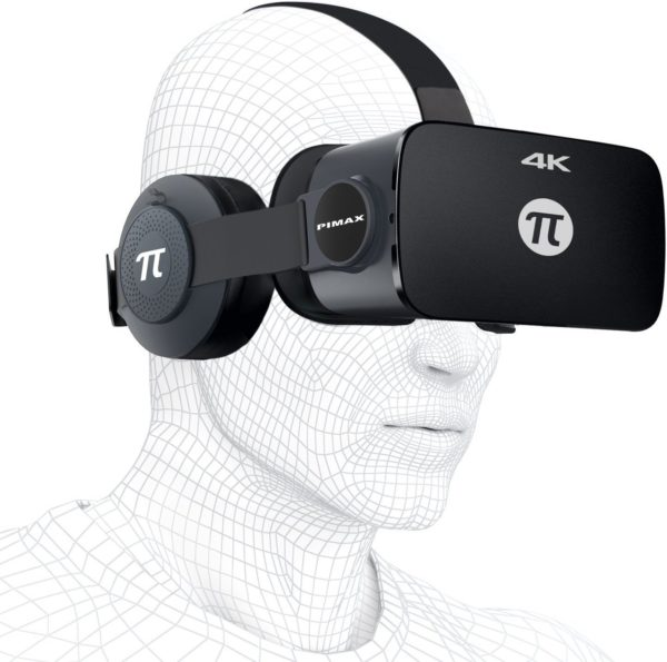 Очки виртуальной реальности Pimax 4k