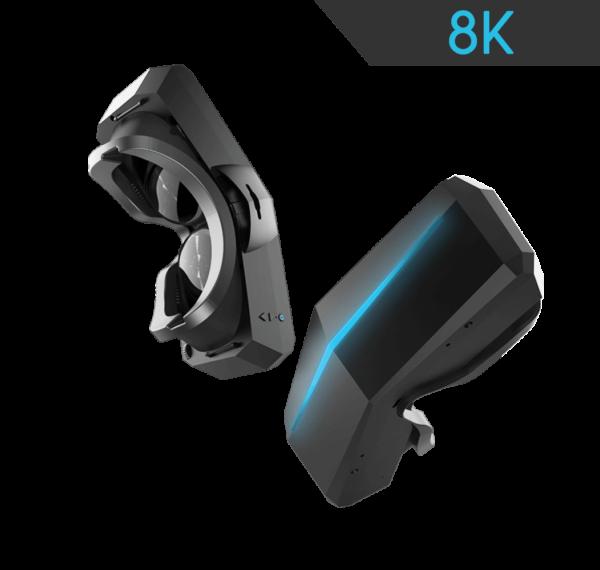 Pimax 8k очки виртуальной реальности