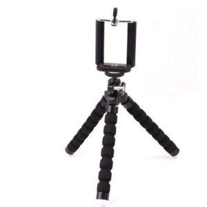 Гибкий штатив-осьминог для телефона, экшн-камеры KLA012