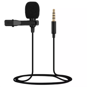 Микрофон-петличка разъем 3,5 мм для Android KLG199