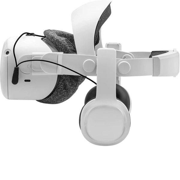Крепление Deluxe Audio Strap BTX для Oculus Quest 2