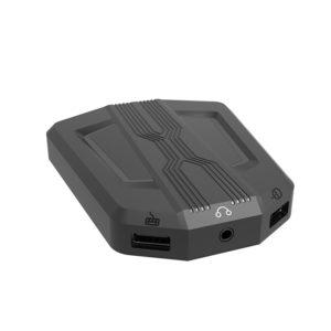 Адаптер для клавиатуры, мыши и наушников для PS4 PS3Nintendo SwitchXbox One360